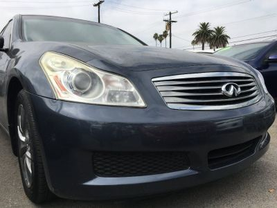 2009 INFINITI G37 JOURNEY SEDAN! FULLY LOADED! 88K MILES! $2,000 DRIVEOFF!