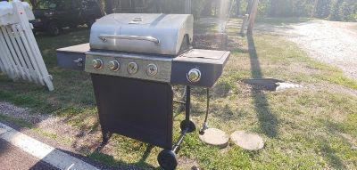 Grill- For Scrap