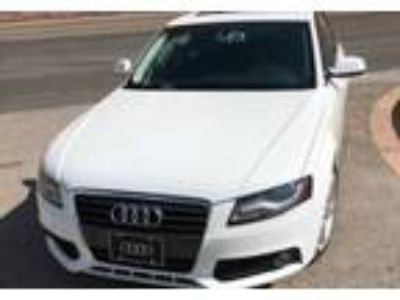 2011 Audi A4 Sedan in Pima, AZ
