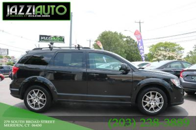 2012 Dodge Journey R/T (Brilliant Black Crystal Pearl)