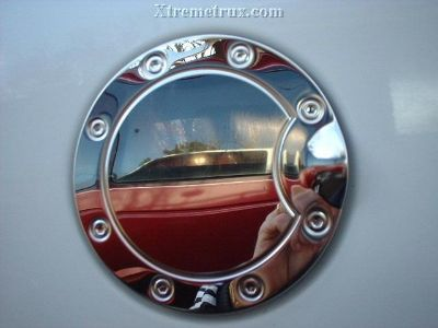 Purchase 2009 2010 2011 2012 2013 Ford F150 Chrome Stainless Steel Fuel Gas Door Cover motorcycle in Spanaway, Washington, US, for US $32.99
