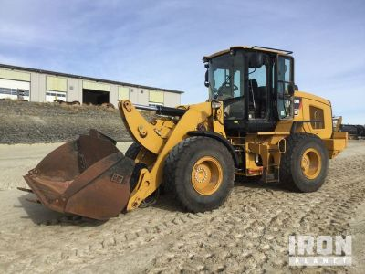 2013 Cat 930K Wheel Loader