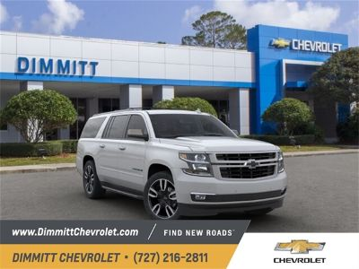 2019 Chevrolet Suburban Premier (summit white)