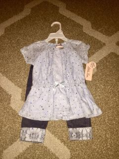 Beautiful Boutique Style Outfit NWT