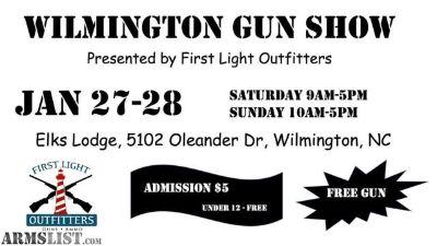 For Sale: First Light Gun Show