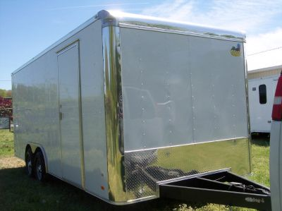 20' Covered Wagon