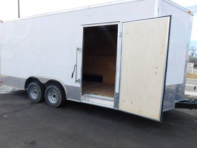 2018 Other Tandem Axle Enclosed Equipment Trailer Trailers Loveland, CO