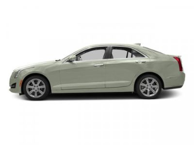 2015 Cadillac ATS 2.5L Luxury (Crystal White Tricoat)