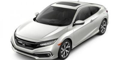 2019 Honda CIVIC COUPE Touring (Gray)