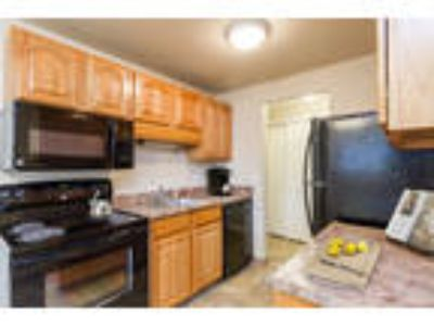 Newcastle Apartments - Two BR, 1.5 BA 880 sq. ft.