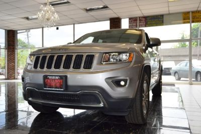 2014 Jeep Grand Cherokee Limited (Billet Silver Metallic Clearcoat)
