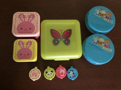 Sandwich & snack containers
