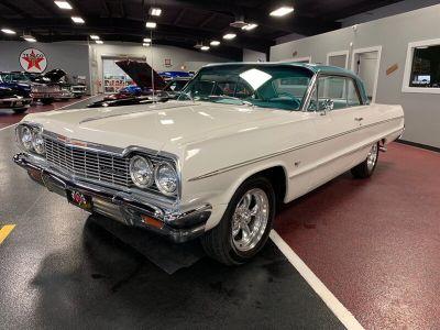 1964 RAM RSX Laramie Limited (White)