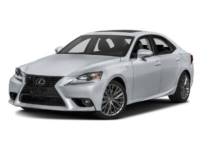 2016 Lexus IS 300 300 (Eminent White Pearl)