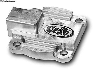 Scat Billet Full Flow Oil Pump Cover