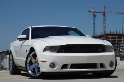 2012 Ford Mustang GT Roush Roush 1 Manual