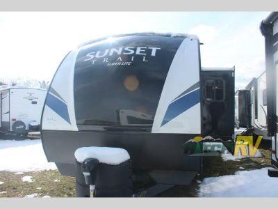 2018 Crossroads Rv Sunset Trail Super Lite SS336BH