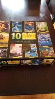 10 glow in the dark puzzles