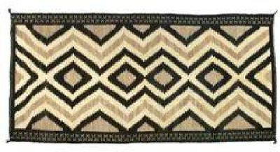 "$300 Navajo Crystal Weaving, 10'8"" x 5'2"""