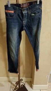 "Lucky Legend jeans 24"" size 1"