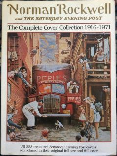 Book: Norman Rockwell Coffee Table Book