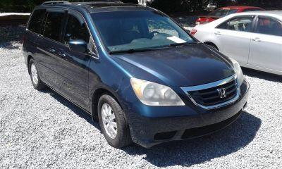 2009 Honda Odyssey EX-L (Blue, Dark)