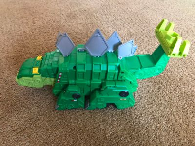 Garby from DinoTrux