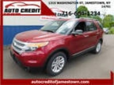 2015 Ford Explorer Red, 75K miles