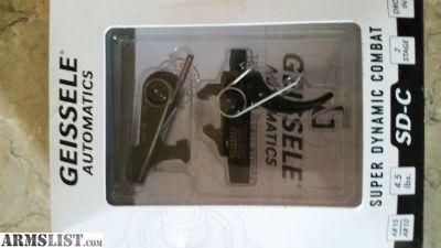 For Sale: Geissele SSA-E Trigger