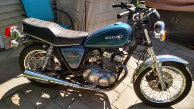 1981 Suzuki 250