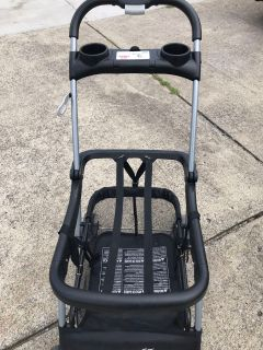Snap and go baby stroller