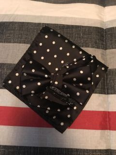 Bow Tie with Pocket Square