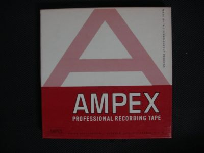 Vintage AMPEX 7 inch Reel To Reel Audio Tapes Lot of 43
