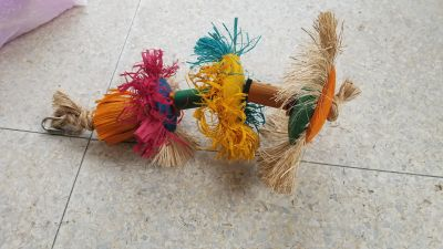 Bird hanging toy