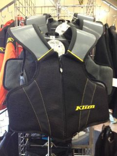 Purchase Klim Tek Vest Chest Protector Snowmobile Motorcycle ATV MX Racing Teck Tekvest motorcycle in Bloomer, Wisconsin, US, for US $279.99