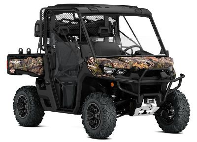 2018 Can-Am Defender Mossy Oak Hunting Edition HD10 Utility SxS Montrose, PA