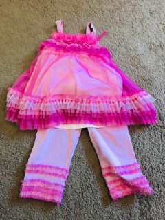 Girls outfit 24 months