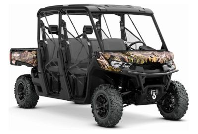 2019 Can-Am Defender MAX XT HD10 Utility SxS Jesup, GA