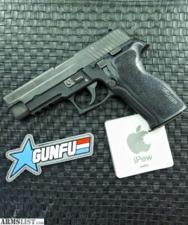 For Sale: Sig P226, E2 grip, night sight, srt