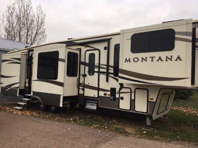 2016 Keystone MONTANA 3711FL