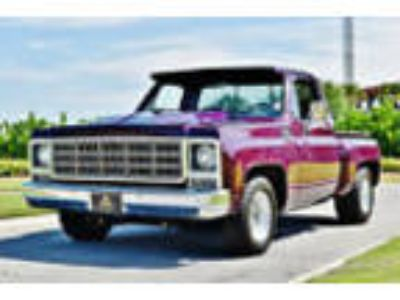 1978 Chevrolet C10 Big block 396, auto, power steering and brakes tunning