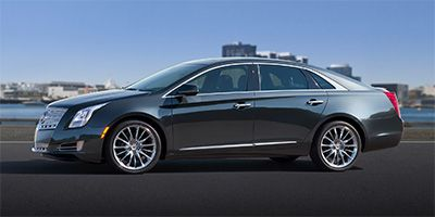 2014 Cadillac XTS Luxury Collection (Graphite Metallic)