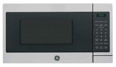 GE Countertop Microwave 700 Cooking Watts Stainless Steel
