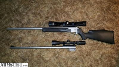 For Sale: T/C Rifle- Stainless