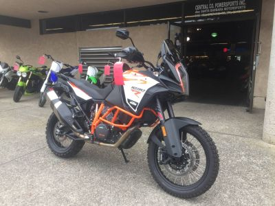 2018 KTM 1290 Super Adventure R Dual Purpose Motorcycles Goleta, CA