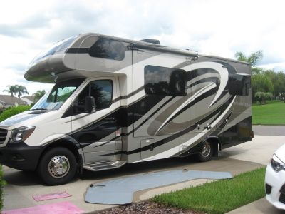 2016 Forest River Forester 2401 R MBS