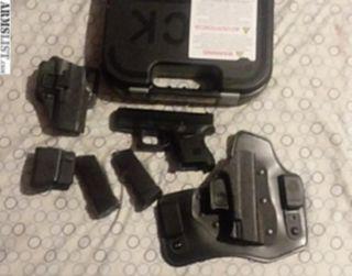 For Trade: glock 27 gen 3