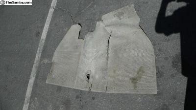 1968 Bug original floor mats