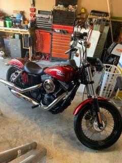 2016 Harley-Davidson STREET BOB SOFTAIL