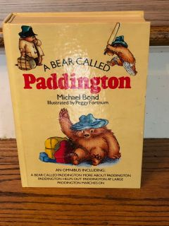 A BEAR CALLED PADDINGTON. GOOD CONDITION. HARDBACK 636 pages